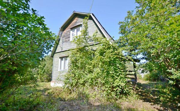 Дачный дом с участком в СНТ Черемушки Лотошинского района